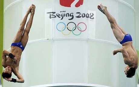 北京オリンピック飛込競技